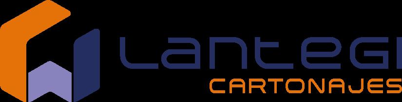 Cartonajes Lantegi. Logotipo