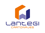 Cartonajes Lantegi. Logotipo color